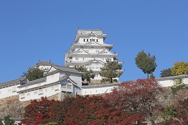 世界遺産「姫路城」を見に行こう!