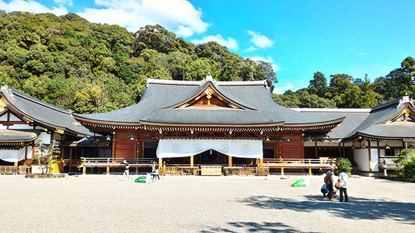 大神神社の旅
