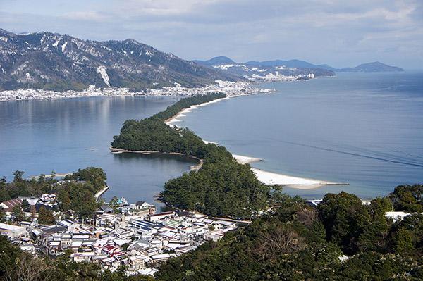私の京都散策「日本三景-天橋立と京都丹後鉄道」
