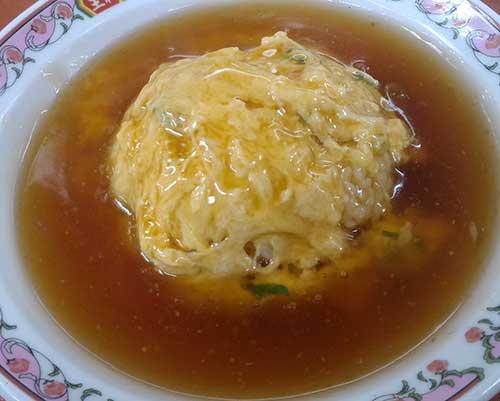 天津飯(関西)