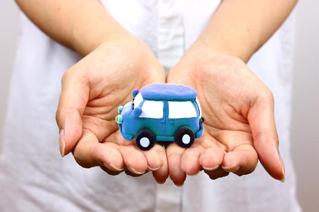 エコ生活を実現しようとカーシェアリングを利用しています