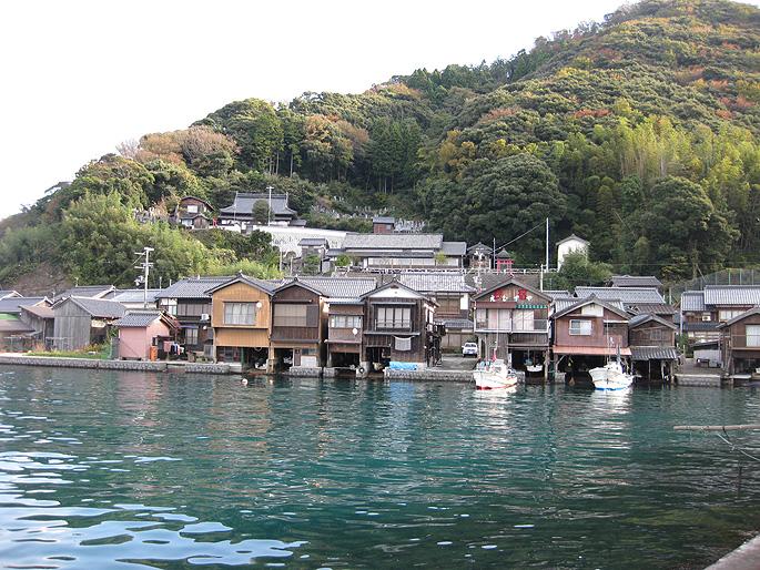私の京都散策「京都府伊根町-伊根の舟屋の旅」