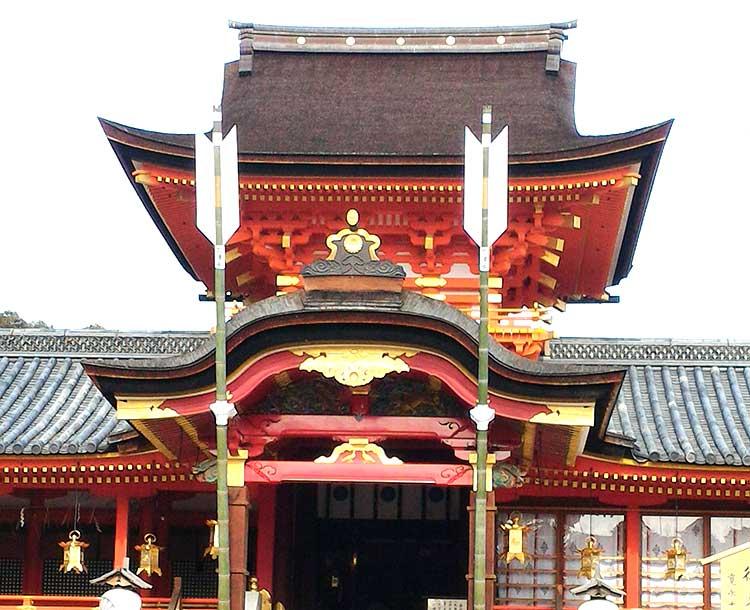 日本の三大八幡宮の一つ。石清水八幡宮で厄除け参り!!