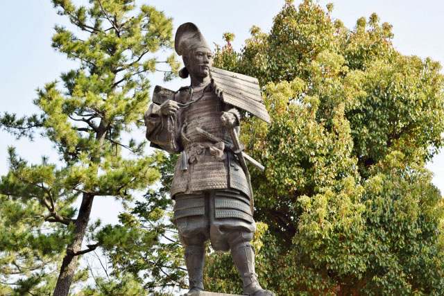 京都歴史散歩、天下布武への道。織田信長の足跡を訪ねて。