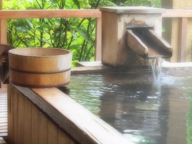 ほっこり「健康温泉」の豆知識(1)