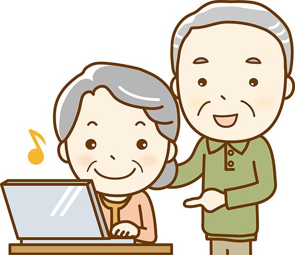 60歳からのデジタル「Skype(スカイプ)」でTV電話をはじめよう