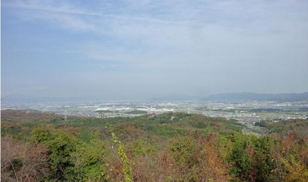 甘南備山2